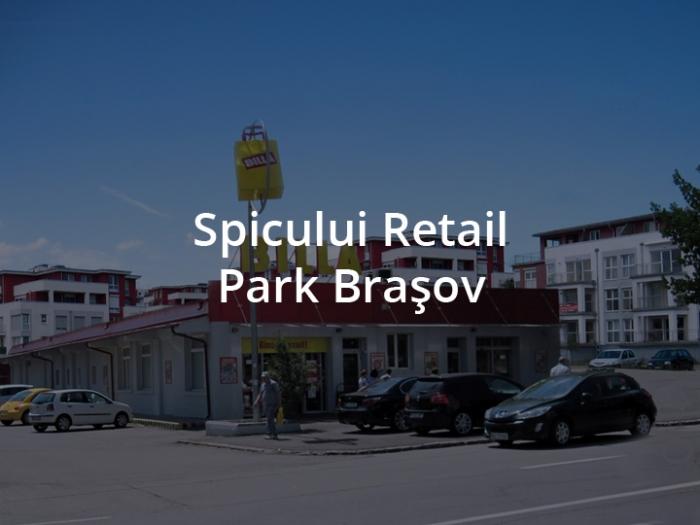 Spicului Retail Park Braşov